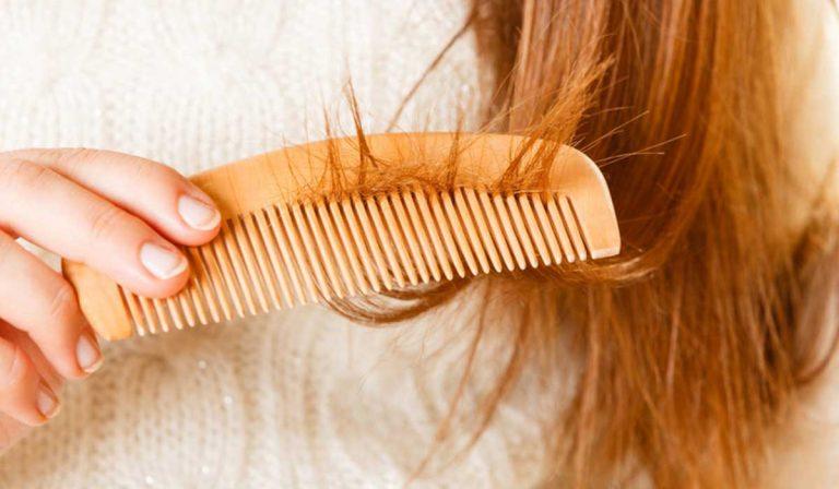 علاج تقصف الشعر الشديد