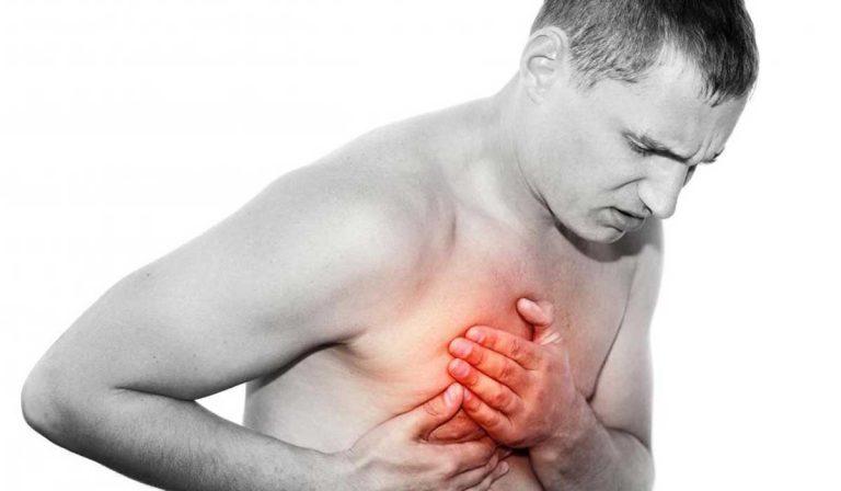 الم الثدي عند الرجال